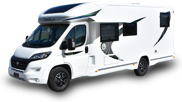 Chausson Wohnmobil